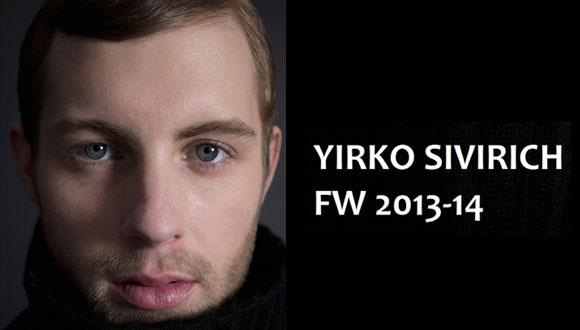 Yirko Sirivich 2013 Erkek Modası
