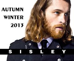 sisley 2013 erkek modası