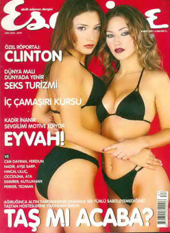 esquire erkek dergisi