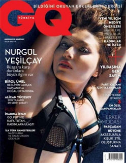 GQ Erkek Dergisi