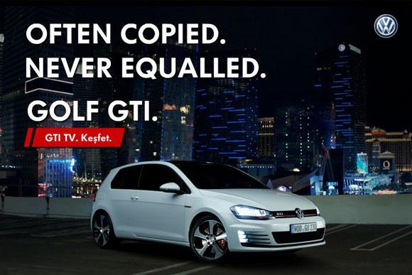 Yeni Golf GTI