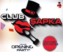 club Şapka