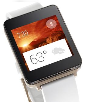 Lg G Watch akıllı saat