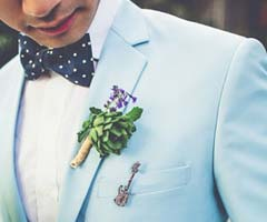 buz mavisi ceket