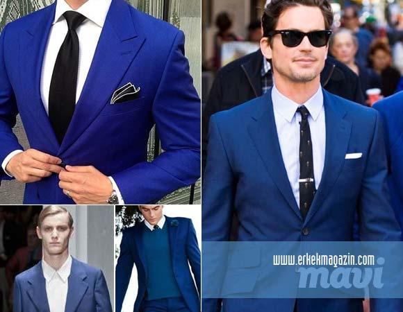 Haftanın Rengi Mavi Renk