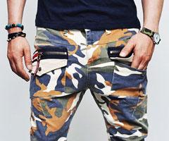 Kamuflaj modası ve trendleri