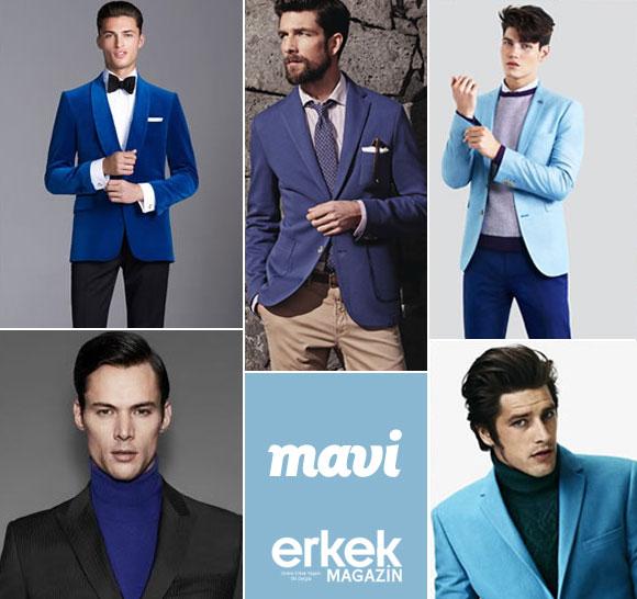 Mavi Ceketler