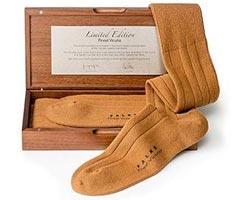 3.300 dolarlık çorap