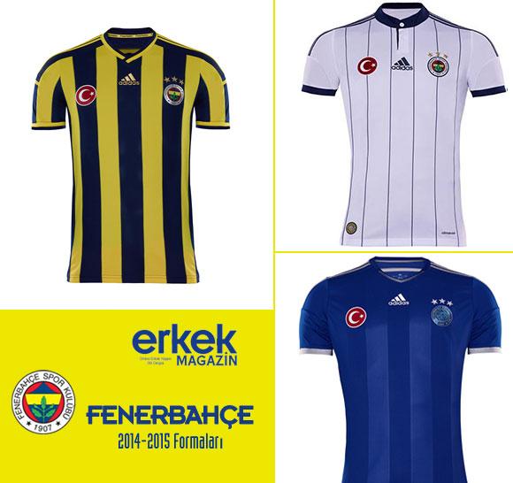 2014-2015 Fenerbahçe Formaları
