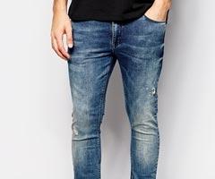 Kot Blue Jean