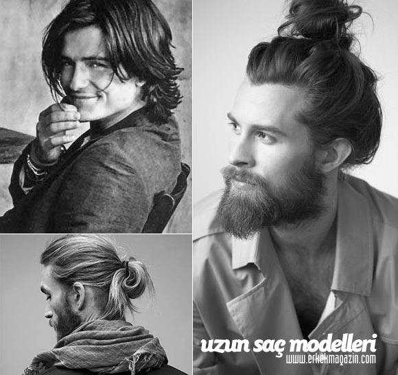 Uzun Saç Modelleri Kataloğ