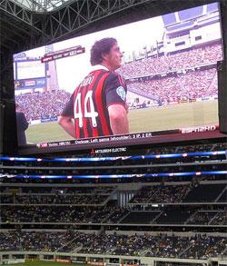 Stadyumlarda Tv