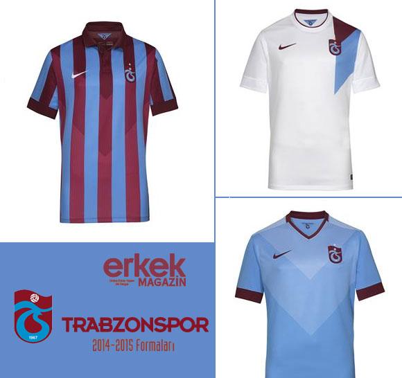 2014-2015 Trabzonspor Formaları