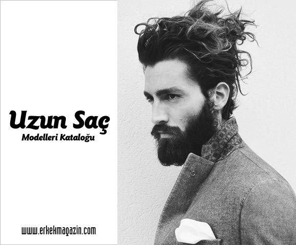 Uzun Saç Modelleri Kataloğu