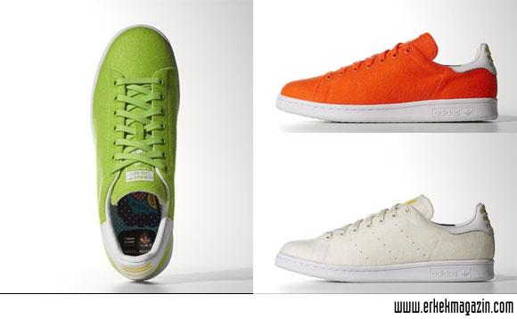 Adidas Pharrell Williams Koleksiyonu Ayakkabılar