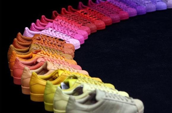 Pharrell Williams Adidas Originals modası