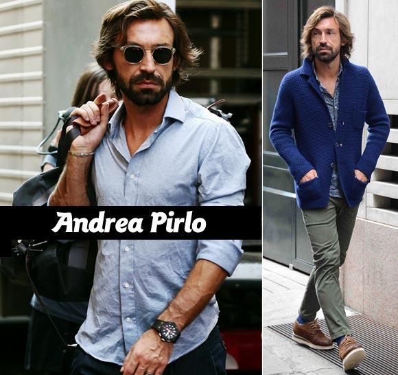 Andrea Pirlo Stil