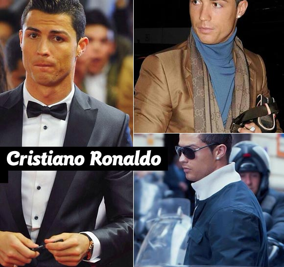 Cristiano Ronaldo Stil