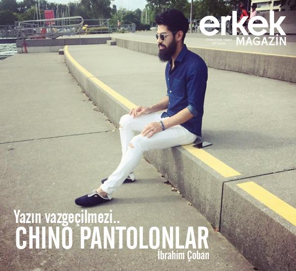 Chino Pantolon Kombinleri
