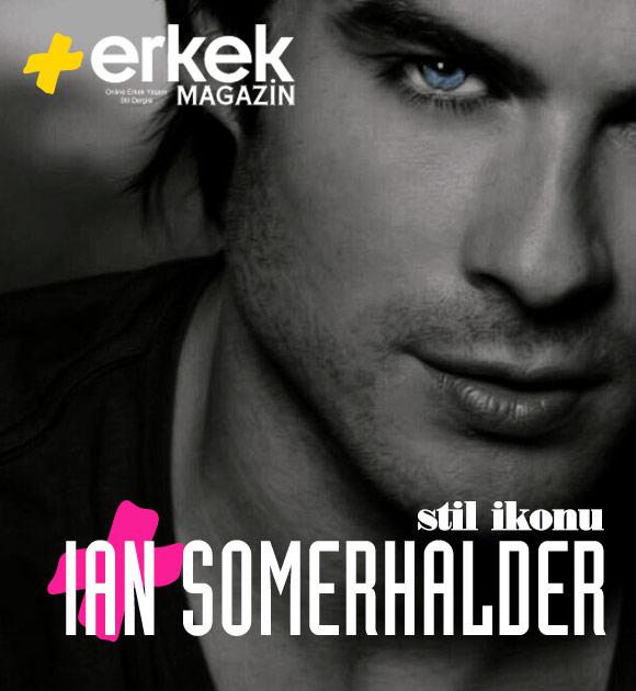Ian Somerhalder Stili