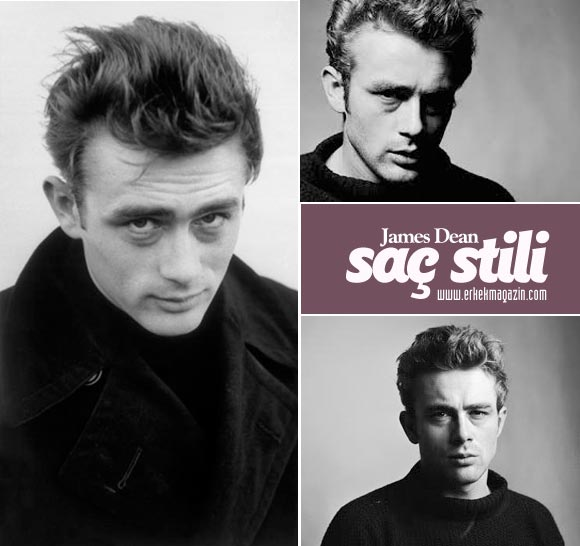 JAmes Dean Saç Stili