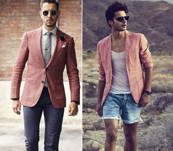 Pembe ceketler