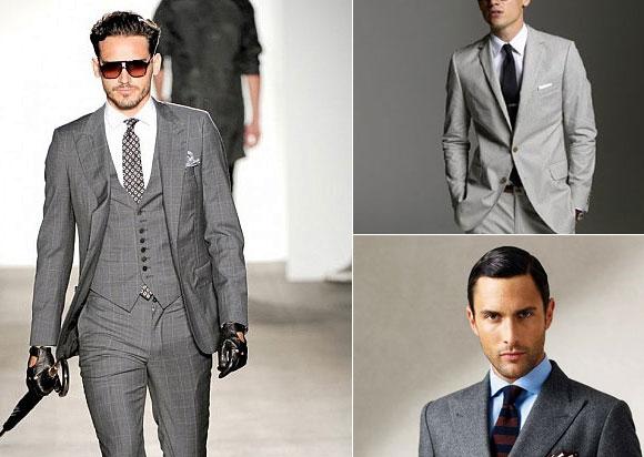4e41e2e7cf522 Gri Takım Elbise ve Kombinleri | Erkek Magazin