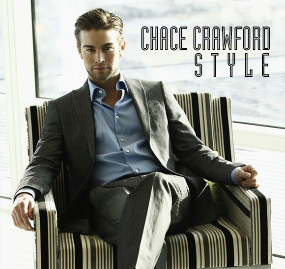 Chace Crawford Takım Elbise