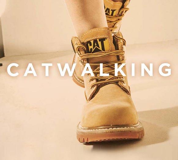 Cat Walking erkek ayakkabı