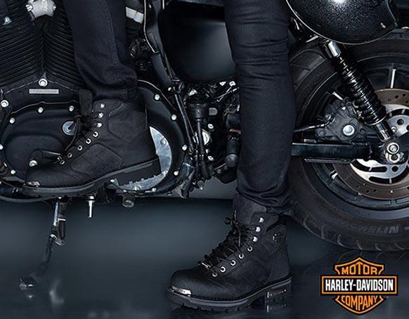 Harley Davidson Erkek Bot