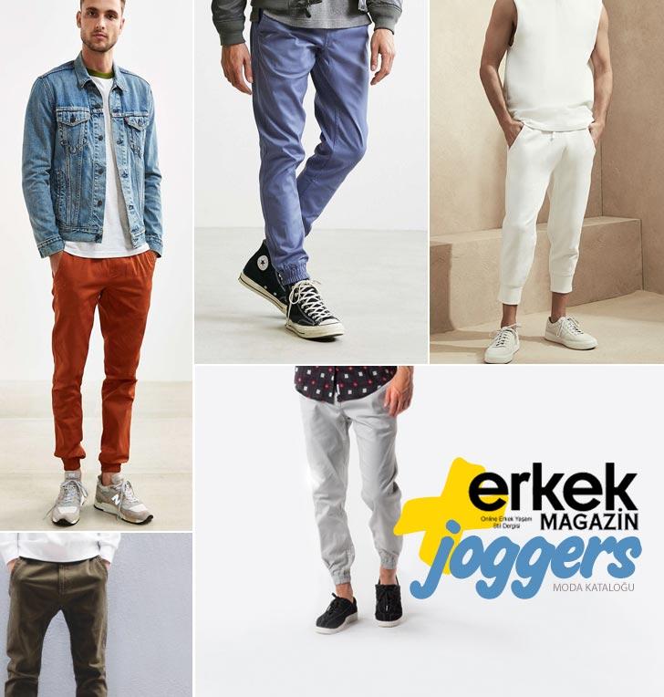 Joggers moda katalogu
