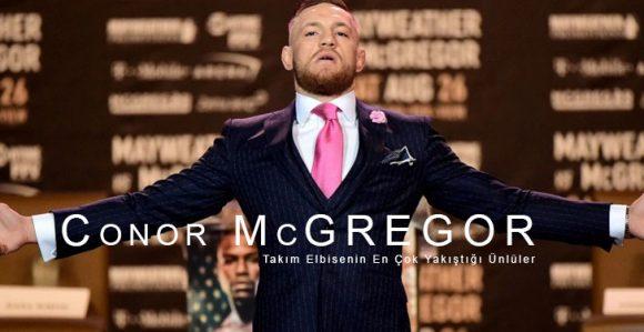 Conor McGREGOR Takım Elbise