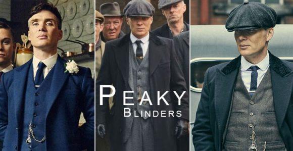 Peaky Blinders Giyim Tarzı