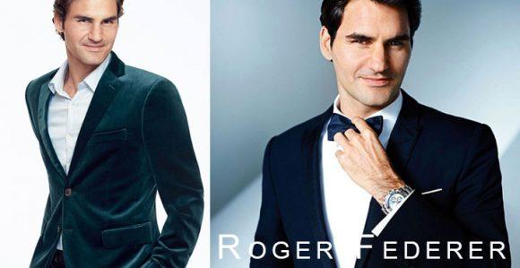 Roger Federer Stili