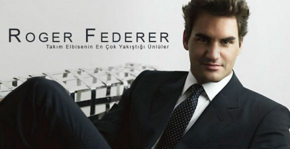 Roger Federer Takım Elbise