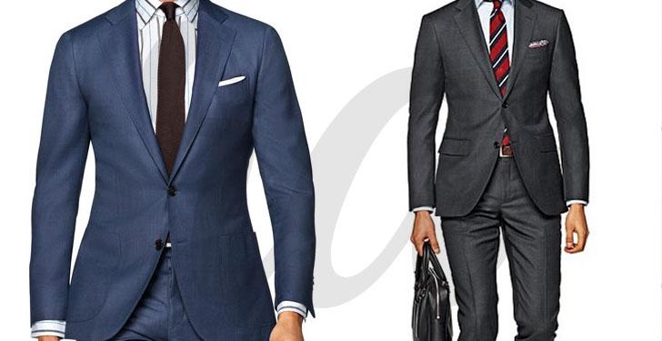 Takım Elbise'de Tercih Edilen 4 Renk