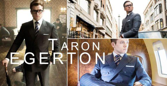 Taron Egerton Stili